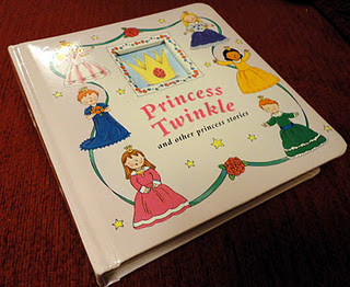 Princess Twinkle children's book