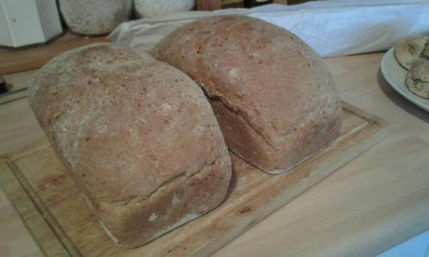 Homemade bread for slapdash peopel